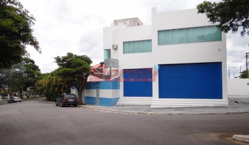 Salão comercial para locação, Jardim Planalto, Arujá - SL0009.