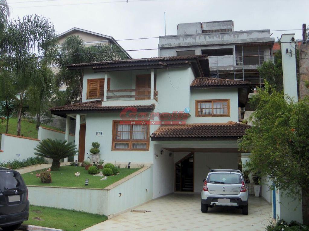 Casa residencial à venda, Condomínio Arujá 5, Arujá - CA0060.