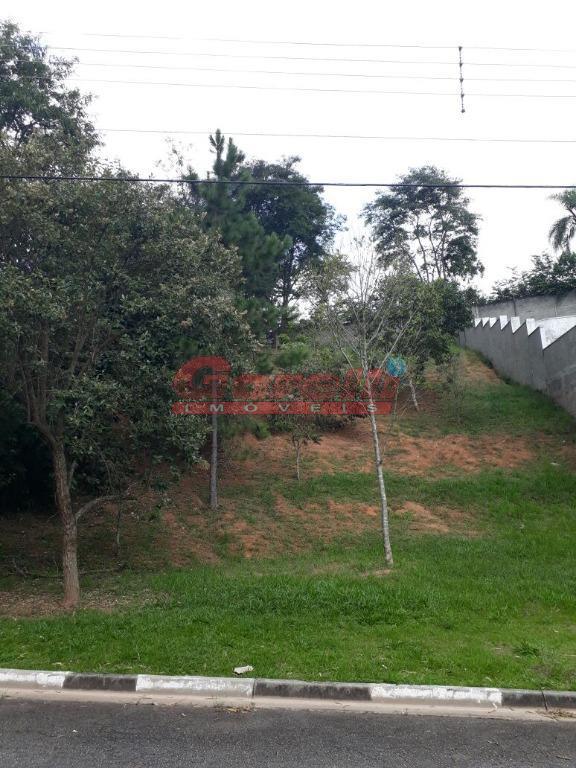 Terreno residencial à venda, Condomínio Hills III, Arujá.
