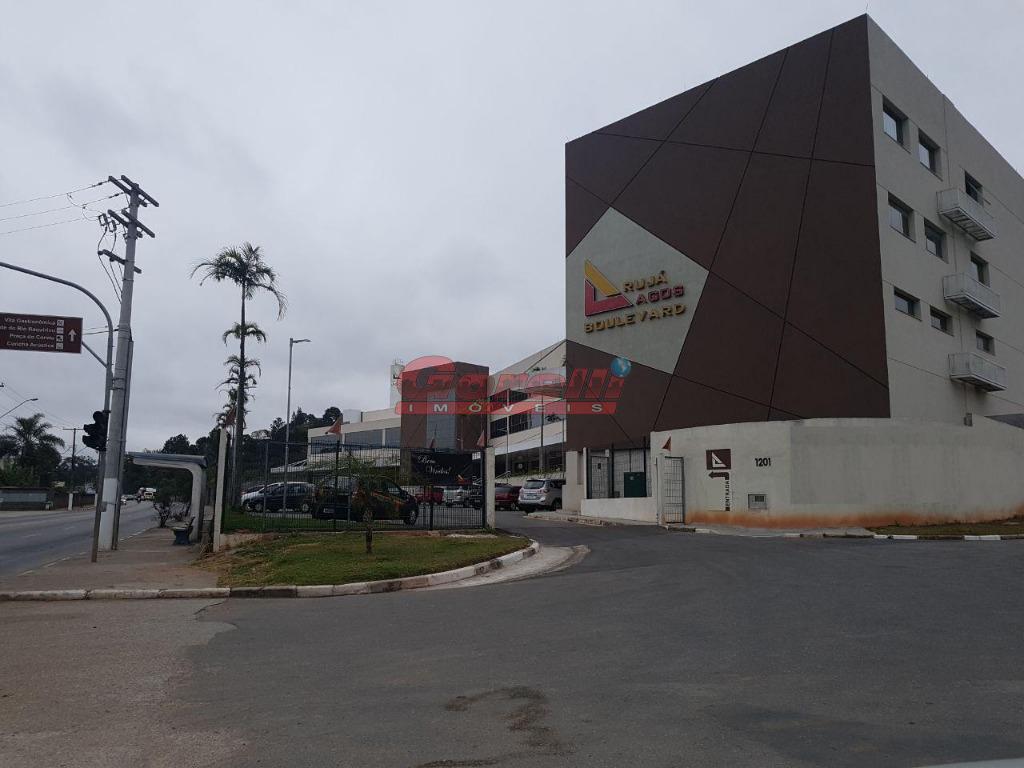 Salão comercial para locação, Caputera, Arujá.