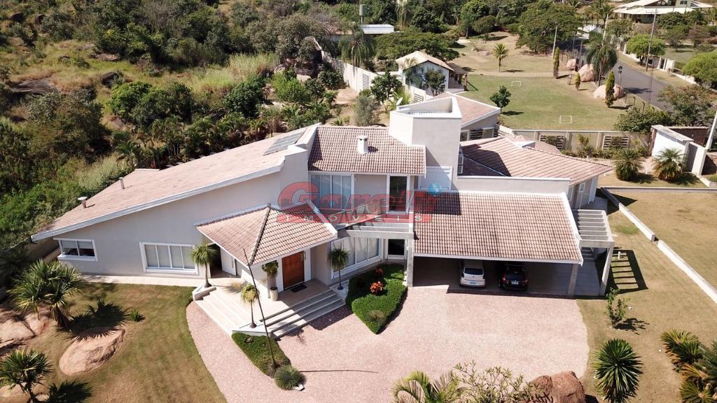 Casa residencial em Condomínio de Alto Padrão à venda, Itaici, Indaiatuba.