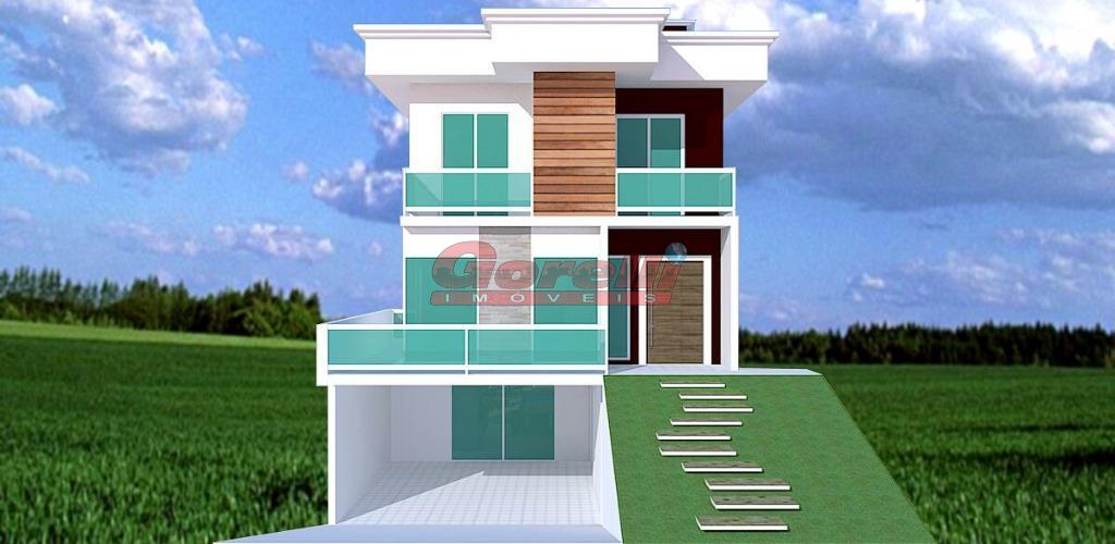 Casa residencial à venda, Aruã Brisas, Mogi das Cruzes - CA1043.