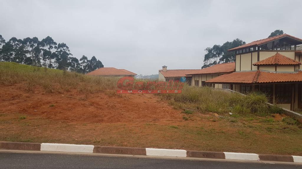 Terreno residencial à venda, Condomínio Real Park, Arujá - TE0186.