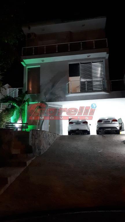Casa com 5 dormitórios à venda, 290 m² por R$ 1.800.000 - Condomínio Arujá 5 - Arujá/SP