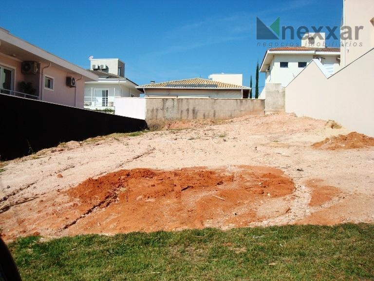 Terreno residencial à venda, Condomínio Morada das Nascentes, Valinhos - TE0005.