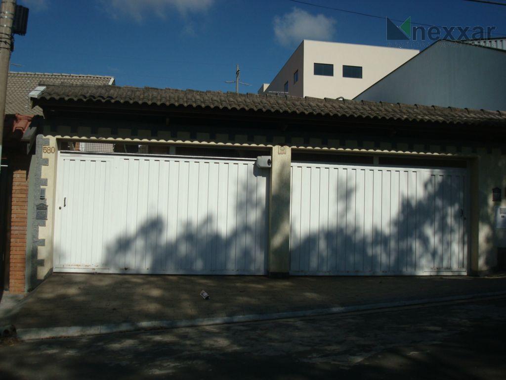 Casa residencial à venda, Jardim Santana, Valinhos.