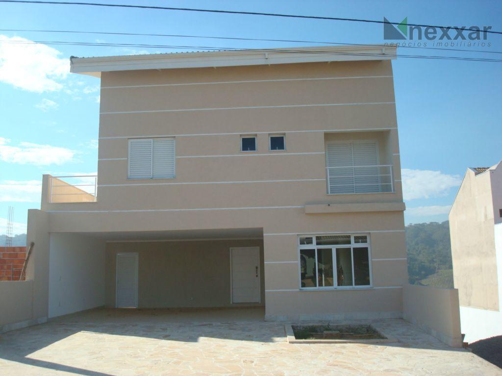 Casa residencial à venda, Condomínio Villaggio Fiorentino, Valinhos - CA0052.
