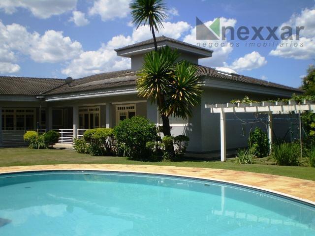 Casa residencial para venda e locação, Dois Córregos, Valinhos - CA0036.