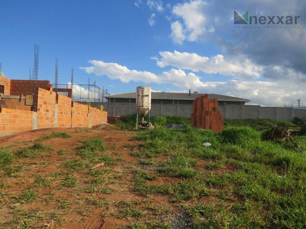 Terreno residencial à venda, Condomínio Residencial Flor da Serra , Valinhos - TE0008.