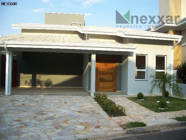 Casa residencial à venda, Condomínio Vivenda das Cerejeiras, Valinhos - CA0021.