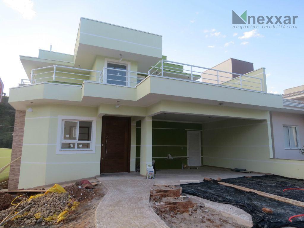 Casa residencial à venda, Condomínio Vivenda das Cerejeiras, Valinhos.