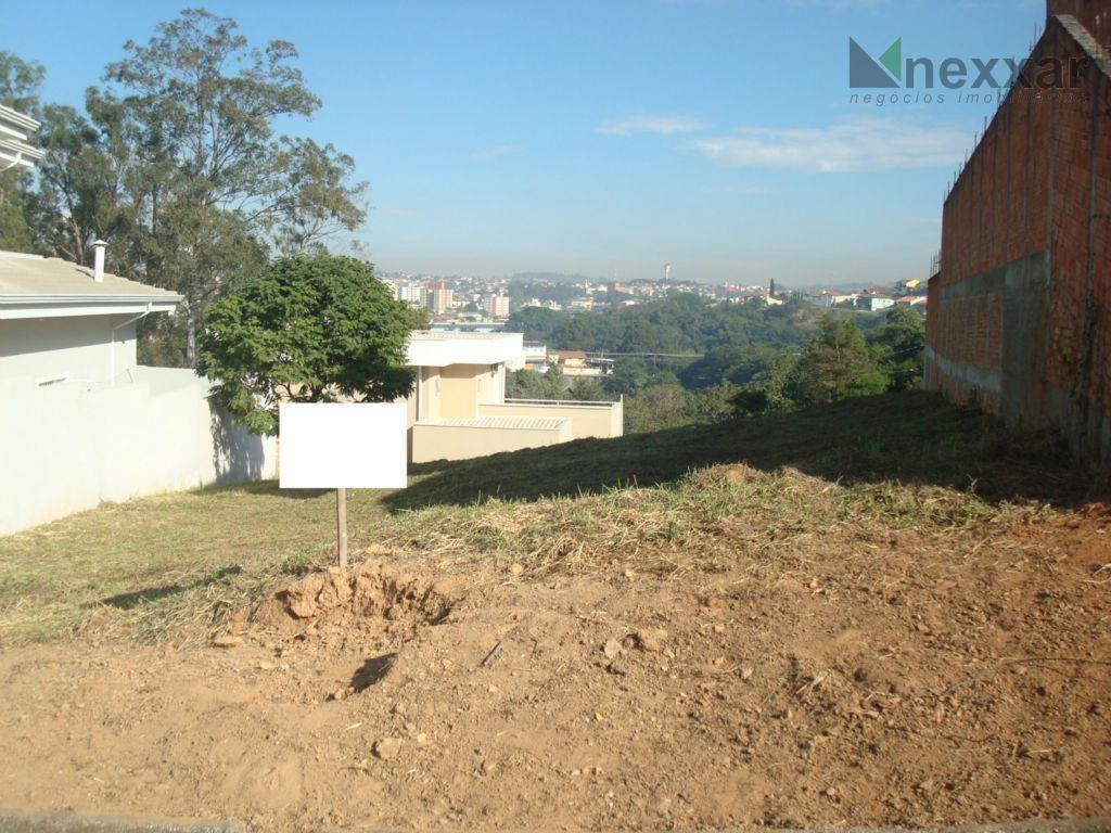 Terreno residencial à venda, Condomínio Villaggio Fiorentino, Valinhos - TE0013.