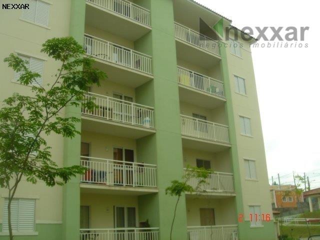 Apartamento residencial à venda, Jardim Santa Rosa, Valinhos - AP0016.