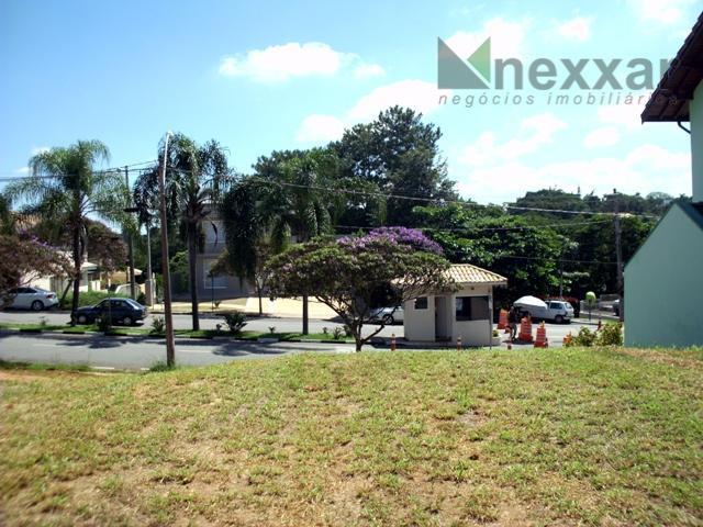Terreno residencial à venda, Condomínio Reserva Colonial, Valinhos - TE0016.
