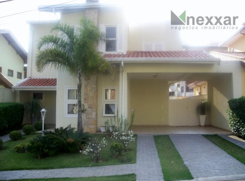Casa residencial para locação, Condominio Villagio Florença, Valinhos - CA0102.