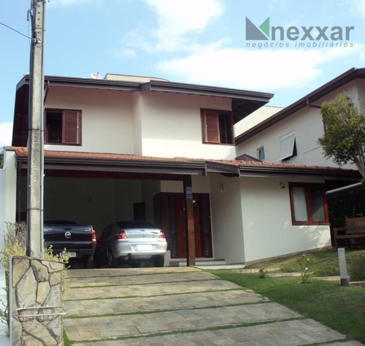 Casa residencial à venda, Condomínio Reserva Colonial, Valinhos - CA0122.