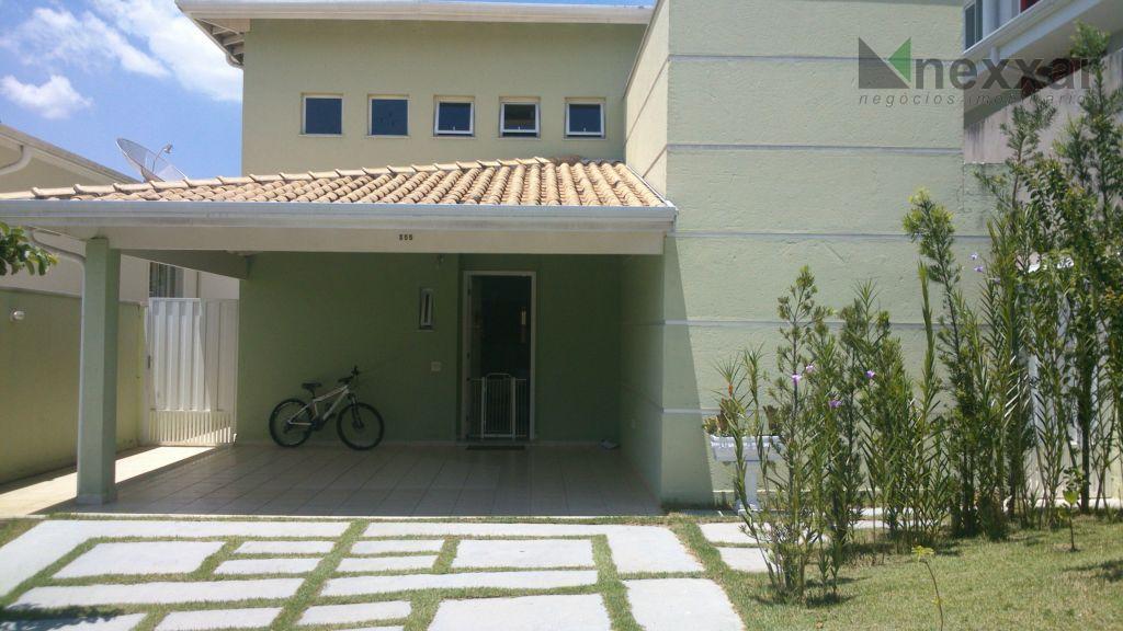 Casa residencial à venda, Condomínio Residencial Terras do Oriente, Valinhos - CA0126.