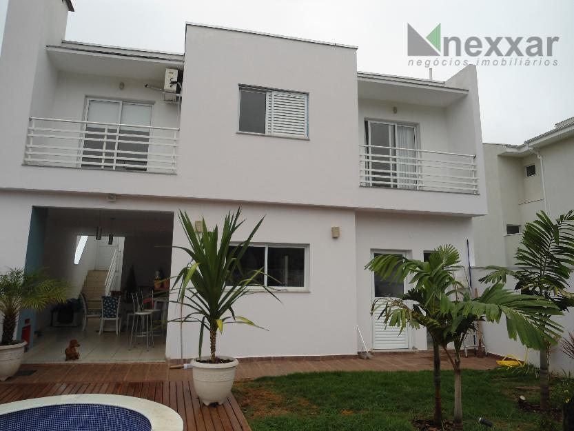 Casa residencial à venda, Condomínio Vivenda das Cerejeiras, Valinhos - CA0137.