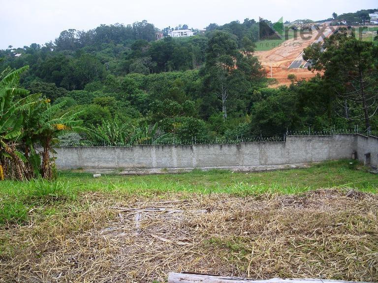 Terreno  residencial à venda, Condomínio Athenas, Valinhos.
