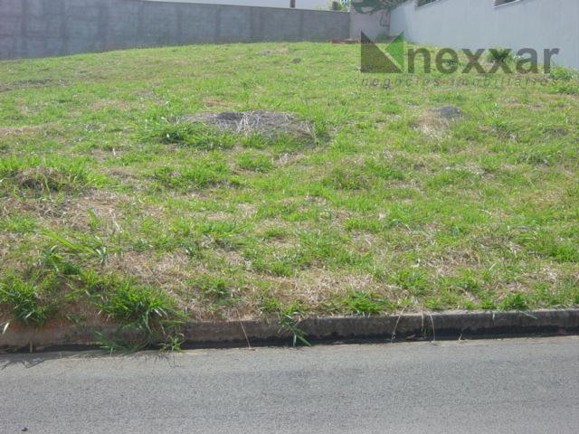 Terreno residencial à venda, Condomínio Athenas, Valinhos - TE0032.