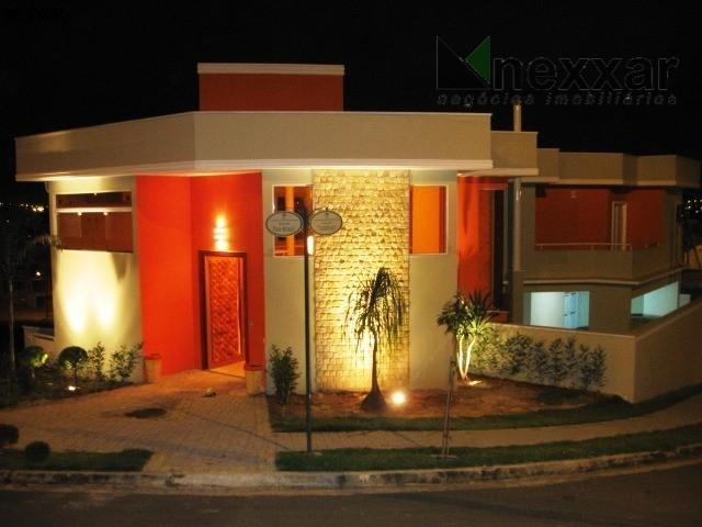 Casa residencial à venda, Condomínio Portal do Jequitibá, Valinhos - CA0155.