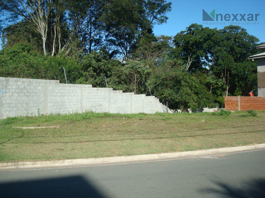 Terreno residencial à venda, Condomínio Residencial Reserva das Palmeiras , Valinhos - TE0040.