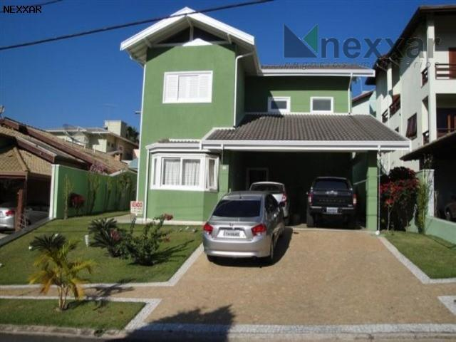 Casa residencial à venda, Condomínio Residencial Terras do Caribe, Valinhos - CA0198.