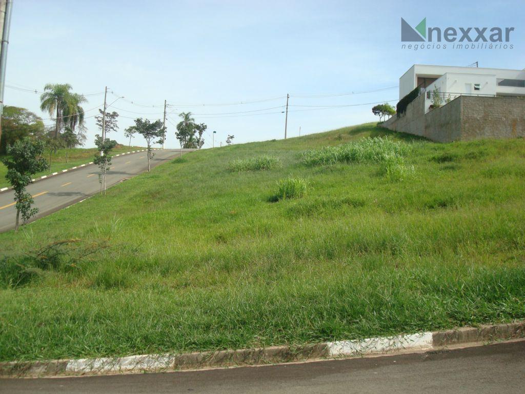 Terreno residencial à venda, Condomínio Villa Lombarda, Valinhos - TE0049.