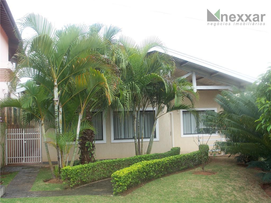 Casa residencial para locação, Condomínio Residencial Portal do Quiririm, Valinhos - CA0218.