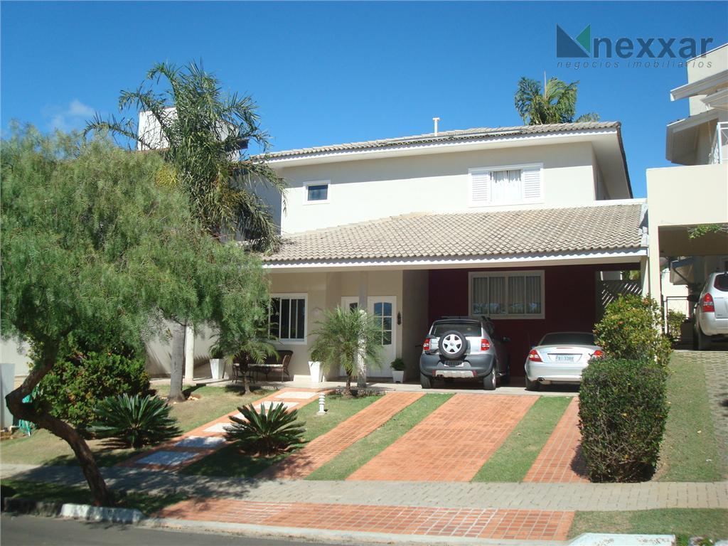 Casa residencial à venda, Condomínio Reserva Colonial, Valinhos - CA0223.