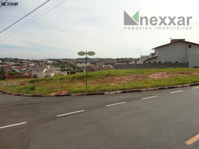 Terreno residencial à venda, Condomínio Bosque dos Cambarás, Valinhos - TE0076.
