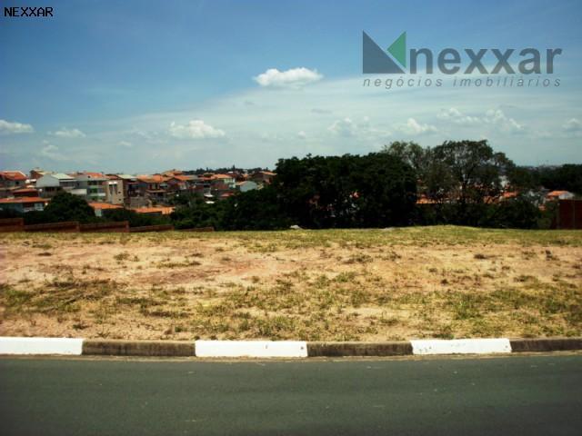 Terreno residencial à venda, Condomínio Bosque dos Cambarás, Valinhos - TE0079.