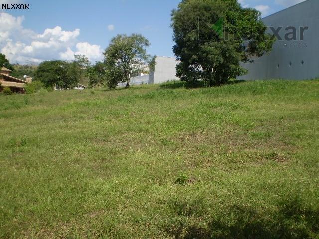 Terreno residencial à venda, Condomínio Clube de Campos Valinhos, Valinhos - TE0080.