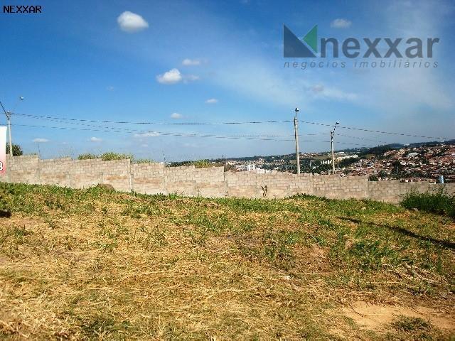 Terreno residencial à venda, Condomínio Residencial Portal Do Jequitiba , Valinhos - TE0086.
