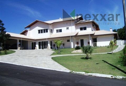 Casa  residencial para venda e locação, Condomínio Vila D'este , Valinhos.