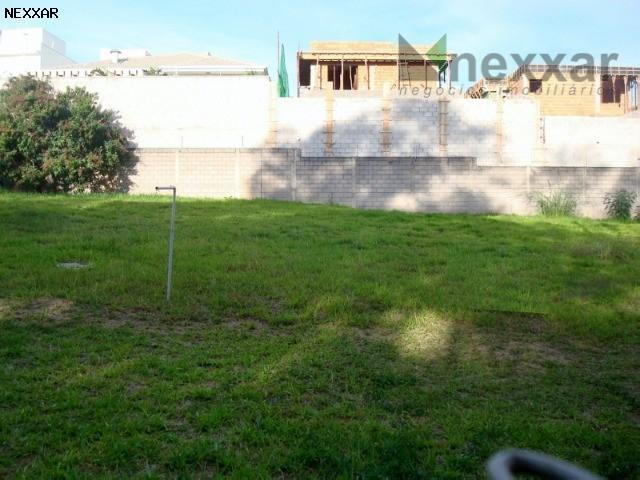 Terreno residencial à venda, Condomínio Vila Brasiliana, Valinhos - TE0102.
