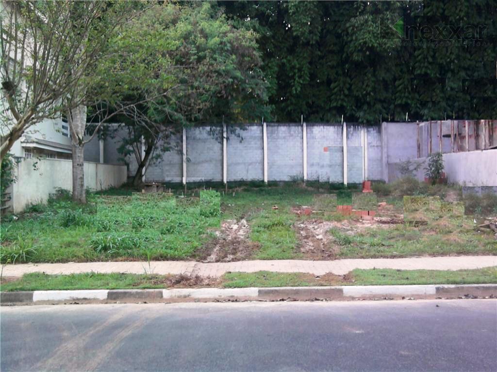 Terreno residencial à venda, Condomínio Reserva Colonial, Valinhos - TE0109.
