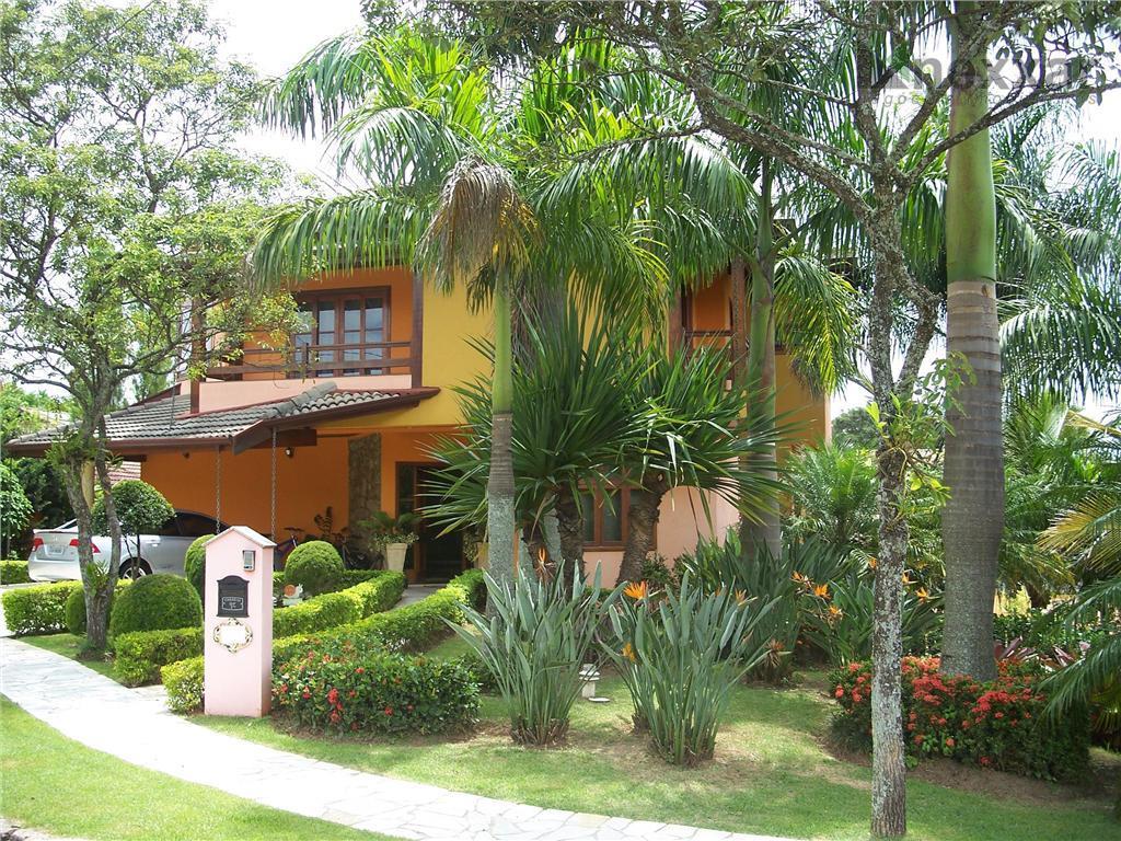 Casa residencial à venda, Condomínio Village Visconde de Itamaracá , Valinhos - CA0244.
