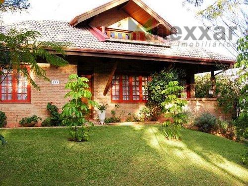 Casa residencial à venda, Condomínio Village Visconde de Itamaracá , Valinhos - CA0233.