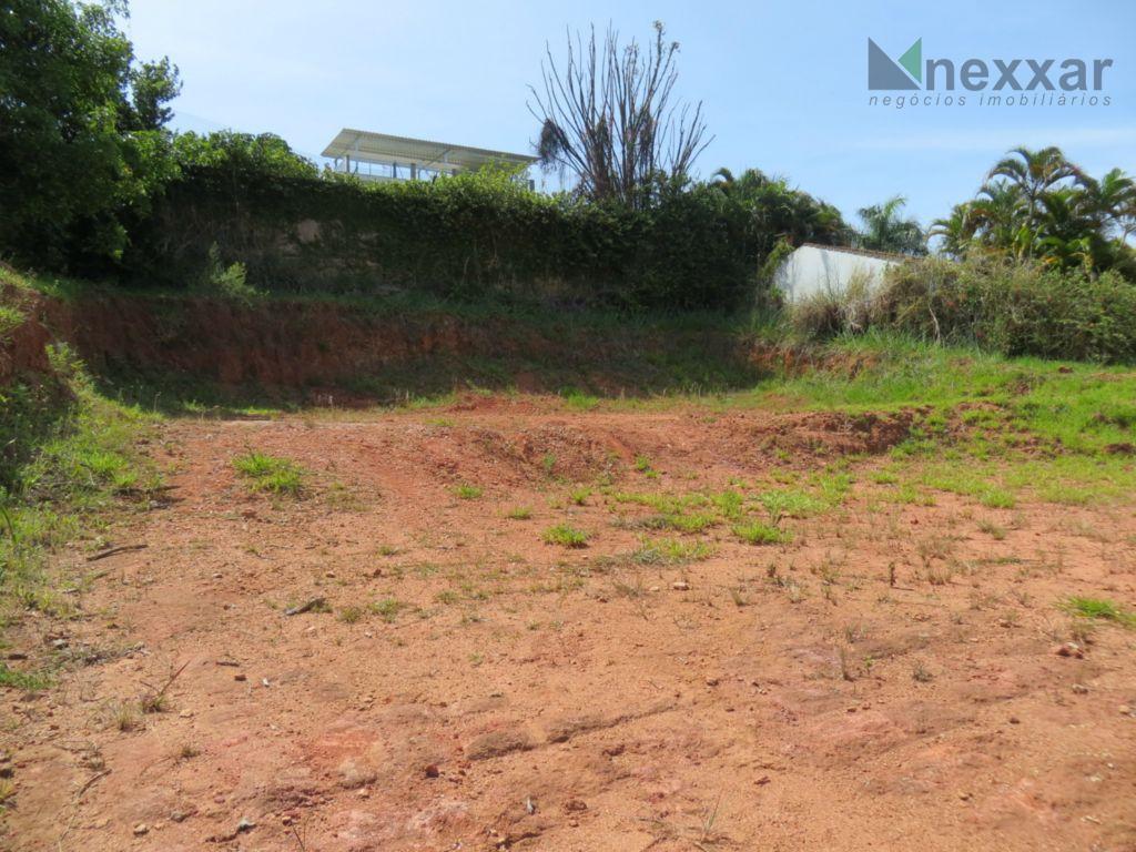 Terreno residencial à venda, Condomínio Vale do Itamaracá, Valinhos - TE0114.
