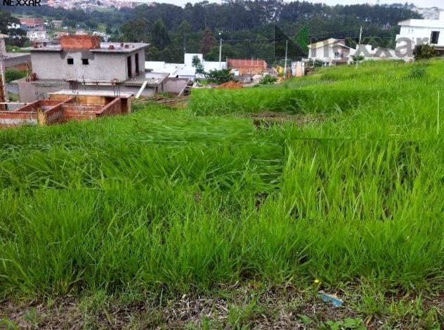 Terreno residencial à venda, Condomínio Le Village, Valinhos.