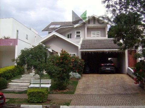 Casa residencial à venda, Condomínio Reserva Colonial, Valinhos - CA0260.