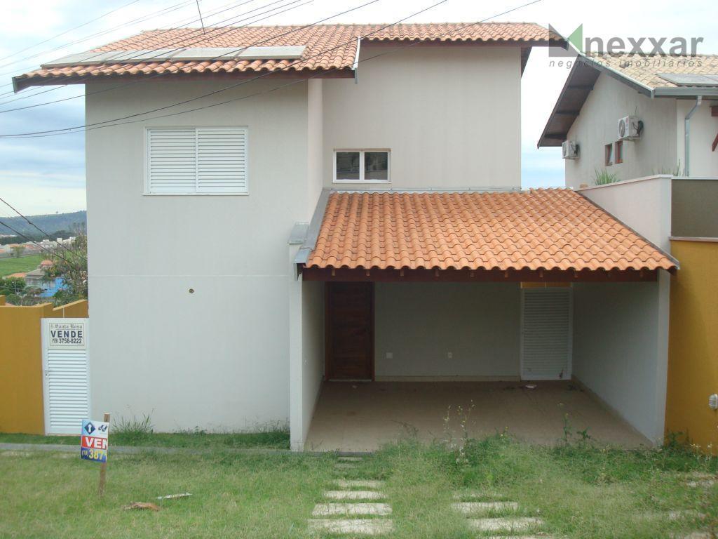 Casa residencial à venda, Condomínio Colina dos Coqueiros, Valinhos - CA0272.