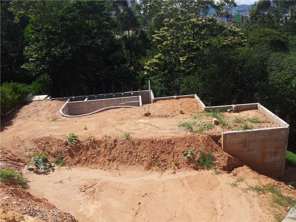 Terreno residencial à venda, Condomínio Chácara Flora, Valinhos - TE0117.