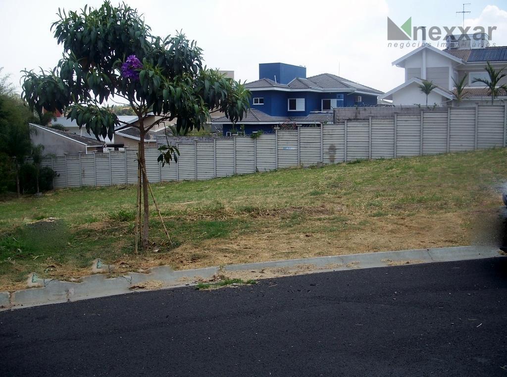 Terreno residencial à venda, Jardim Paiquerê, Valinhos - TE0027.