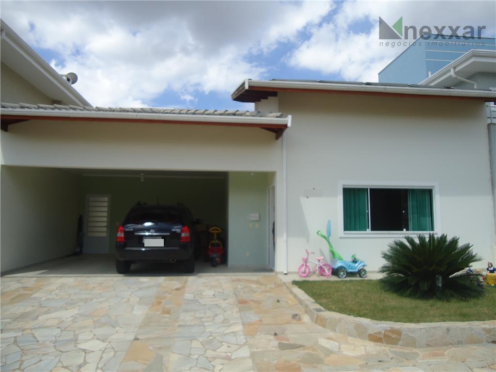 Casa residencial à venda, Condomínio Vivenda das Cerejeiras, Valinhos - CA0298.
