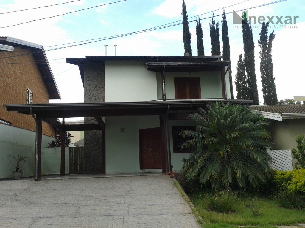 Casa residencial para locação, Condominio Villagio Florença, Valinhos - CA0308.
