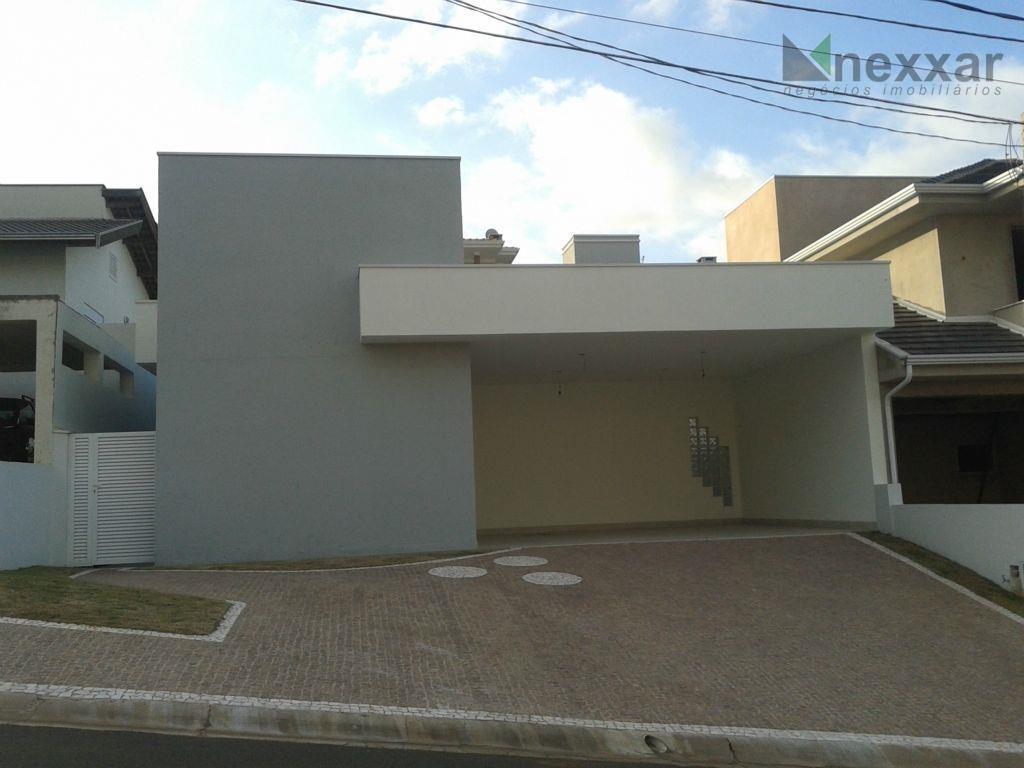 Casa residencial à venda, Condomínio San Marino, Valinhos - CA0072.