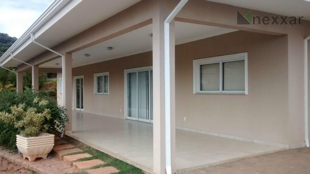 Casa residencial para locação, Condomínio Vale do Itamaracá, Valinhos - CA0311.