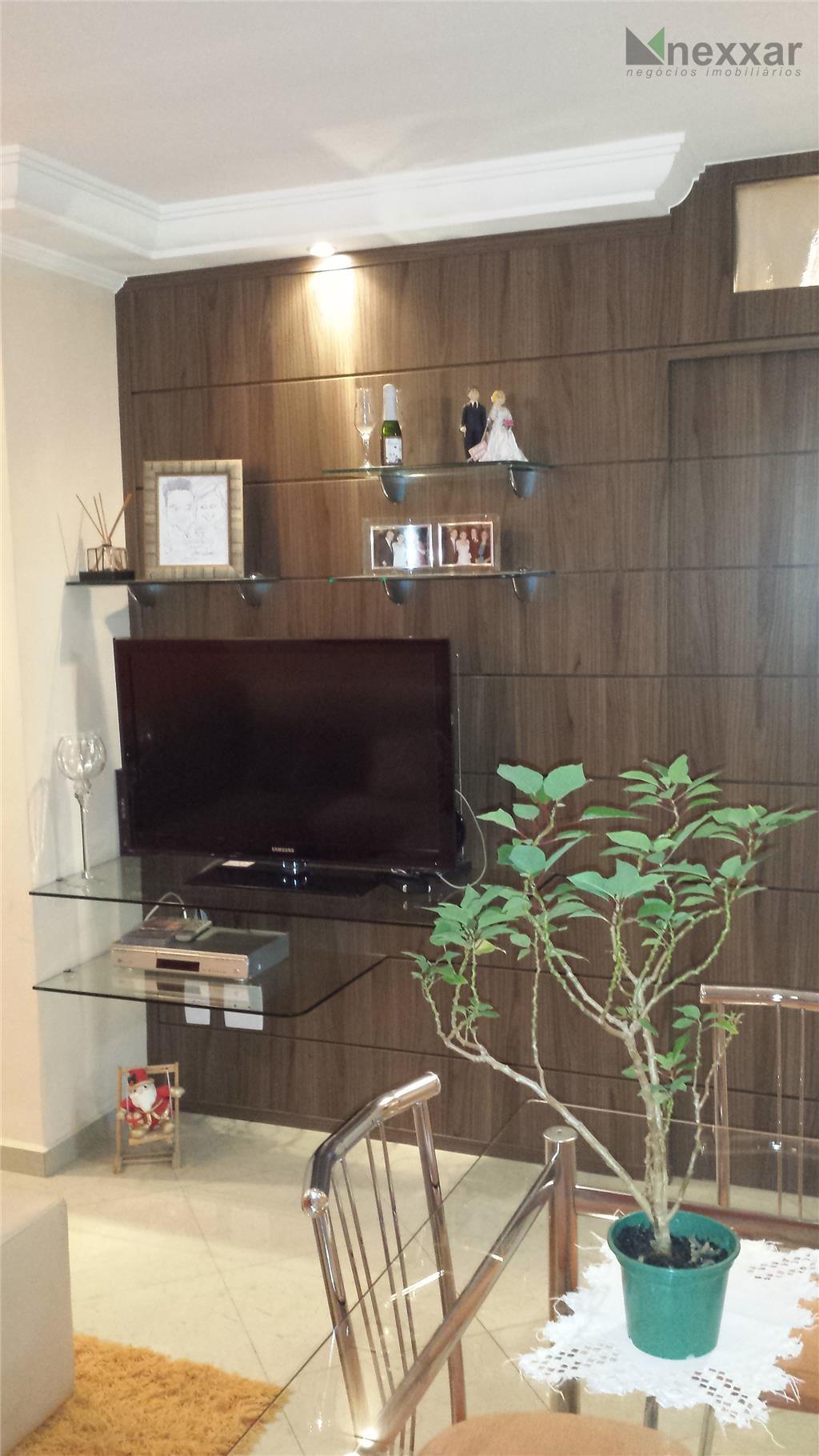 Apartamento residencial para venda e locação, Loteamento Pedra Verde, Valinhos - AP0057.